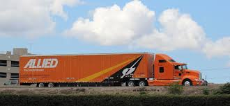 100 Bayshore Truck Allied Van Lines Moving Storage