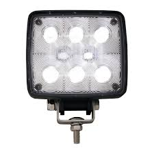 High Power LED Work Lights - Medium - Grand General - Auto Parts ... Led Work Lights For Truck 2 Pcs 6 Inch Light Bar 45w 12v Flood Led Work Day Light Driving Fog Lamp 4inch 72w Bar Road Headlight Work Lights Spot Offroad Vehicle Truck Car Vingo 4x 27w Round Man 4 Inch 48w Square Off 24v Cube Design For Trucks 3 Row Suv Boat Or Jeeps 2pcs Beam Tractor China Offroad Atv Jeep Jinchu Safego 2x 27w Led Offroad Lamp 12v Tractor New Automotive 40w 5000lm 12 Volt