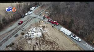 100 Game Truck Richmond Va Train Crash Investigation Focusing On Truck Drivers Actions WTVRcom