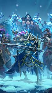 Overload Shaman Deck Frozen Throne by Knights Of The Frozen Throne Wallpapers Hearthstone Top Decks