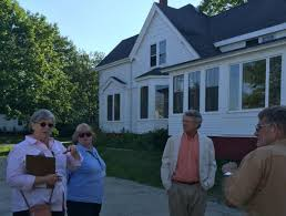 L L Bean family home restoration s put on the fast track