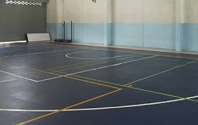 Call Our Epoxy Flooring Contractor For Athletic In Meadville PA Erie Jamestown