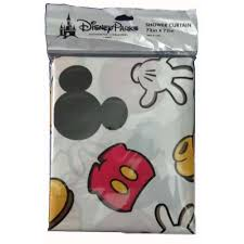 Mickey Minnie Bathroom Decor by Disney Mickey Mouse Shower Curtain Bathroom Set Disney Bathroom