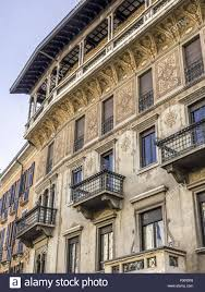 100 House In Milan Old In Italy Stock Photo 223013148 Alamy