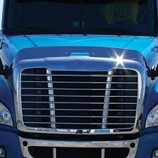 Hoodshield Bug Deflector For FTL. CASCADIA - Hood Shield Bug ... Ford Gl3z16c900a F150 Hood Deflector Smoked 52018 52016 Avs Bugflector Ii Bug Install Youtube Shields For Peterbilt Kenworth Freightliner Volvo Deflectors And Leonard Buildings Truck Accsories Weathertech 50139 Easyon Dark Smoke Stone Grille Surround Dieters Guard Suv Car Hoods Wade Platinum Get Fast Free Shipping Shield