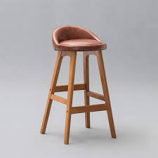Redating Bar Stool, Solid Wood Minimalist Bar Chair Creative ... Commercialgrade Baby High Chair Fniture Tables Chairs On Lancaster Table Seating Assembled Stacking Restaurant Wood Wooden High Chair Awesome New Style Baby Tndware Products Co Ltd Walnut At Modaseatingcom Infant Feeding Rubber View Amazoncom 3 Pack China Modern Ding Room For Home Or Solid Highchairs Winco Trenton Equipment For Sale Bestchoiceproducts Grade Kids