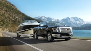Nissan Titan: Towing Even Your Biggest Expectations | Asheboro ...