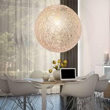 design pendelleuchte für den wohnraum in beige coropuna