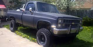 1984 Chevrolet Silverado (Classic) 1500 Regular Cab - View All 1984 ...
