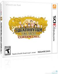 Final Fantasy Theatrhythm Curtain Call by Theatrhythm Final Fantasy Curtain Call Review Review Nintendo