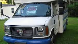DIY School Bus Conversion To Motorhome For Sale