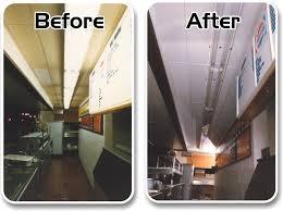 how to clean ceiling tiles in the restaurant pranksenders