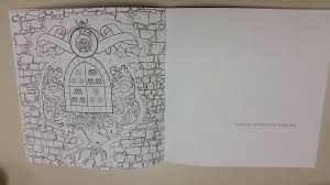REVIEW The Official Outlander Coloring Book