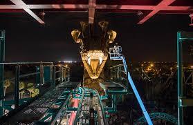 Halloween Busch Gardens by Behind The Thrills Busch Gardens Tampa U0027s Latest Coaster Will