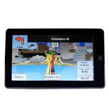 100 Truck Navigation WayGPS Model 720 Pro Series GPS 7 Inch For