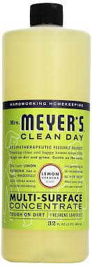 amazon com mrs meyer s clean day all purpose cleaner lemon