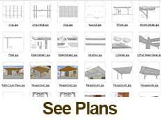 Patio Cover Plans WoodsShop