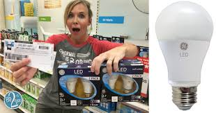 2 1 light bulb coupon is back print now to score free or