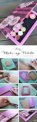 DIY Makeup Palette This Is Perfect For Storing The Powder Products Girls