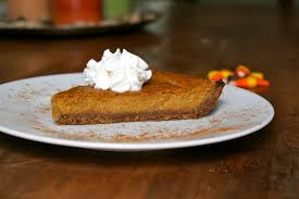 Gingersnap Pumpkin Pie Cheesecake by Soy Free Dairy Free Egg Free Pumpkin Pie With Gingersnap Crust