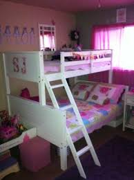 Wal Mart Bunk Beds by Dorel Home Your Zone Twin Over Full Wood Bunk Bed White Walmart Com