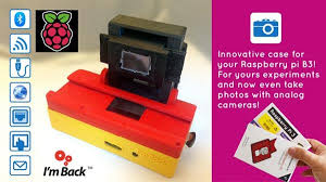 3ders Bring analog cameras to the digital age with 3D
