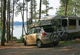 Camping Near Atlanta