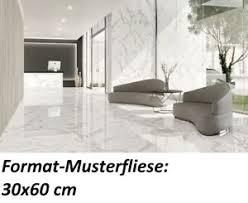 details zu musterfliese tau torano bodenfliese marmoroptik 60x60 statuario weiß poliert 1 w