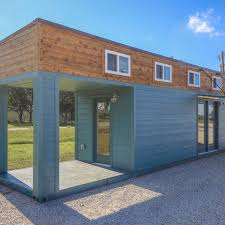 100 Converting Shipping Containers Slick Tiny House Converted From 40foot Shipping Container Curbed