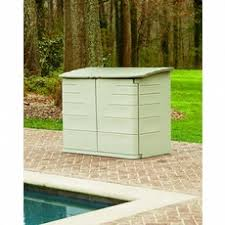 Rubbermaid 7x7 Gable Storage Shed by Rubbermaid 1887155 Outdoor Resin Storage Shed 7 U0027 X 7 U0027 Shop Your