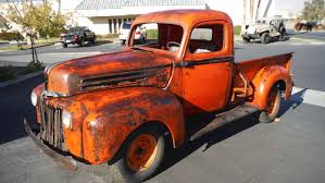 $4950. 1946 Ford 1/2 Ton Pickup Rat Rod. Later 6 Cyl … | For Sale ... Barn Fresh 1946 Ford Pickup 4950 12 Ton Pickup Rat Rod Later 6 Cyl For Sale Truck Jailbar Flat Bed Taken Flickr Panel Van Oldies But Goodies Pinterest Cars Ford 1 Build Video Youtube Front End With Grill Hood And Fenders Car Art 44 Panel Truck At Motoreum In Nw Austin Atx Car S51 Kissimmee 2016 File1946 Jail Bar 16036312146jpg Wikimedia Commons Streetside Classics The Nations Trusted Classic Duelly Flat Bed Used Other Pickups For Sale Flathead In