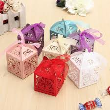 Party Favor Candy Boxes Goodies Cookies Gift Holders Paper Boxes Containers For Wedding Birthday Christmas Halloween Boxes For Wrapping Gifts Boxes