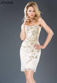 white cocktail dresses jovani long dresses