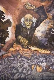 jose clemente orozco was an inspired man who used his past as an