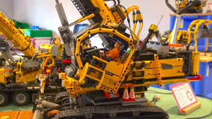 Amazing RC LEGO TECHNIC Extrem! Big Construction-Site In Lego-Scale ... Lego Technic Mobile Crane 8053 Ebay Truck Itructions 8258 Truck Matnito Filelego Set 42009 Mk Ii 2013jpg Tagged Brickset Set Guide And Database Lego 9397 Logging Speed Build Review Blocksvideo Amazoncouk Toys Games Behind The Moc Youtube Cmodel Alrnate Build Album On Imgur Moc3250 Swing Arm 42008 Cmodel 2015 Waler93s Pneumatic V2 Mindstorms