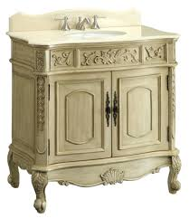 42 Inch Bathroom Vanity With Granite Top by Bathrooms Design Adelina Inch Antique White Bathroom