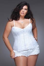 revamp your facade with plus size corsets and bustiers