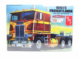 White Freightliner Dual Drive Truck Tractor Cab AMT 620 1/25 New ... Intertional Truck Launches New Lweight Class 8 Regional Haul Nissan Cw350 Hta Double Diff Truck Tractor Aa2477 Junk Mail Amt 1004 Freightliner Sd Tractor Model Kit White Ebay 2013 Man Tgs 26480 Wolff Autohaus Volvo F12360_truck Units Year Of Mnftr 1992 Price R 161 Industrial Tow Trailer Accident Rollover Hd 24 Stock Restored 1957 3000 Coe Peterbuilt Caterpillar V8 Intertional 8300 Sa Truck Tractor Mack Suplinerrw613_truck 1990 Scania R114 4x2 Manual Mega Nltruck Units For Sale Used Suppliers And 2006 Scania Top Line