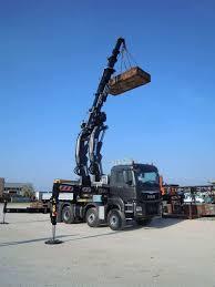 100 Auto Truck Transport MAN ZWAAR AUTO KRAAN CORMACH 150000 E9 HP Ing