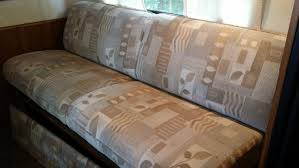 Rv Jackknife Sofa Craigslist by Best Rv Camper Jack Knife Sofa And Matching Dinette Cushions For