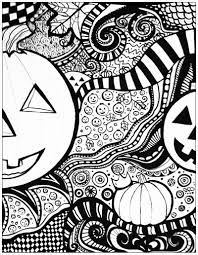 Jack And Sally Pumpkin Stencil Free by 30 Halloween Coloring Page Printables To Keep Kids And Adults
