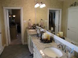 Master Bathroom Vanity With Makeup Area by 33704 Deer Creek Way Magnolia Tx 77355