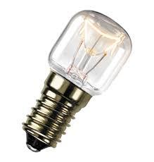 Oven lamp 15W E14 SES Light Bulbs