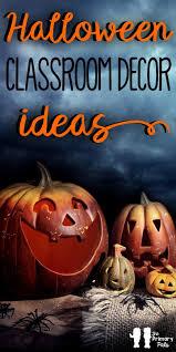 Halloween Classroom Door Decorations Pinterest by 64 Best Halloween Classroom Decor Images On Pinterest Classroom