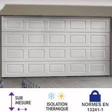 porte sectionnelle sur mesure prendre ses mesures pour sa porte de garage sectionnelle gefradis
