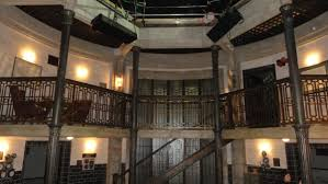 Men of Letters Balcony Supernatural This place is so cool