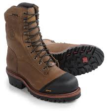 chippewa apache composite toe work boots for men save 42