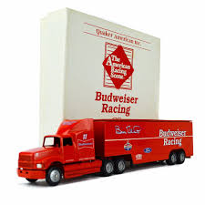 ARS Bill Elliott Budweiser 1/64 Diecast Nascar Tractor Trailer ... Budweiser Truck Stock Images 40 Photos Ubers Selfdriving Startup Otto Makes Its First Delivery Budweiser Truck And Trailer Pack V20 Fs15 Farming Simulator Truck New York City Usa Photo Royalty Free This Is For Semi Trucks And Ottos Success Vehicle Wrap Gallery Examples Hauls Across Colorado In Selfdriving Hauls Across With Just Delivered 500 Beers Now Brews Its Us Beer Using 100 Renewable Energy Clyddales Boarding The Ss Badger 1