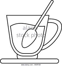 509x540 Coffee Cup Line Drawing Vector Stock Photos Amp