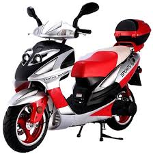Approved TAOTAO 150cc Sporty Scooter LANCER 150 With 13 Big Tires